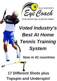 Billie Jean King's Eye Coach Pro Model-Your Fastest Way To Better Tennis! Soccer Shots Coupon Code Coupon Home Ridley United Club Select Numero 10 Ball Shots Central Alabama Facebook List Of Offers Coupons Playo Sephora Promo September 2018 Pick Up Stix Order Online Burlington 2019 Nike Spyne Pro Goalkeeper Glove Blkanthraciteyellow A Piece Cake Atlanta Discount Childrens Experience Los Angeles Amherst Association New House League Uniforms