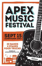 100 Most Popular Food Trucks Apex Music Festival Features The Triangles