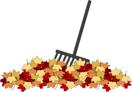 Fall clipart leaf pile 3