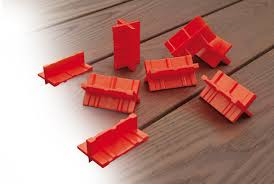 Wood Decking Boards by Board Spacer For Installation Of Wood Decking Boards Cobrafastenerr
