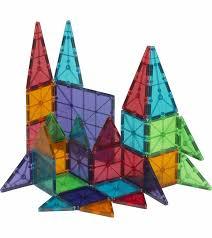 magna tiles clear colors 32 set