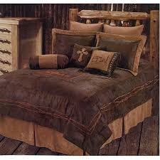 Amazing Western Rustic Country Praying Cowboy Comforter Cross Bedding Set Within Sets King
