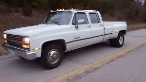 1989 Chevrolet R3500 1 Ton Crew Cab Dually Start Up - YouTube New Used Chevrolet Dealer In Akron Near Cleveland Oh Vandevere Crew Cab Trucks Old Chevy For Sale 1992 Gmc Sierra C1500 For Sale At Gateway Classic Cars Stl Youtube 89 Silverado 350 Ss Affordable Colctibles Of The 70s Hemmings Daily K20 4x4 Twin Turbo Cummins Swap Tons Pics 1989 S10 Pickup 14 Mile Drag Racing Timeslip Specs 060 Chevy Ck1500 Custom Nascar Tribute Lowered Slammed Greyweather Productions 1500 Pickup Truck Item F7323 So Chevy Silverado K3500 Dually