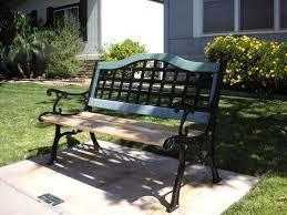 Free Wood Park Bench Plans by Monogrubprim