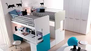 chambre mezzanine enfant lit mezzanine avec bureau photos de conception de maison