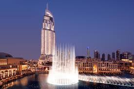 100 Hotel In Dubai On Water Address Downtown UAE Bookingcom