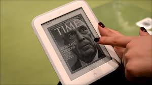 New Barnes and Noble Nook Glowlight 2013 Preview