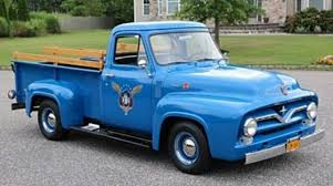 55 Ford F-100 | Things With Engines. | Pinterest | Ford, Ford Trucks ... 1955 Ford F100 Street Rod Truck 1953 Pickup Stepside 54 55 56 Hot Stock Custom W 460 Racing Engine 20 Inch Rims Truckin Magazine Motor Vehicle Collections Pinterest For Sale On Classiccarscom Chevy Apache New Restoration Youtube Network