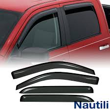 4pcs For 14-18 Silverado Sierra Crew Cab Sun Rain Guard Vent Shade ... How To Install Rain Guards Inchannel And Stickon Weathertech Side Window Deflectors In Stock Avs Color Match Low Profile Oem Style Visors Cc Car Worx Visor For 20151617 Toyota Camry Wv Amazoncom Black Horse 140660 Smoke Guard 4 Pack Automotive Lund Intertional Products Ventvisors And 2014 Jeep Patriot Cars Sun Wind Deflector For Subaru Outback Tapeon Outsidemount Shades Front Door Best Of Where To Find Vent 2015 2016 2017 Set Of 4pcs 1418 Silverado Sierra Crew Cab Shade