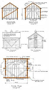 8x10 Shed Plans Materials List by 12 14 Shed Plans With Gable Roof U2013 Making A Wooden Storage Shed