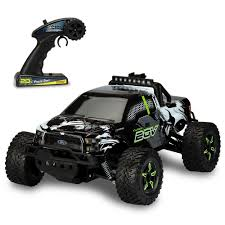 Electric Monster Truck Remote Control Car Boys Toys Children Rc Fast ...