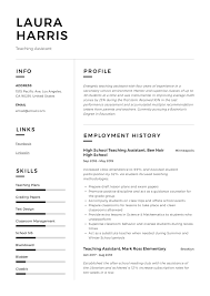 Teaching Assistant Resume & Writing Guide | +12 TEMPLATES ... Paraprofessional Resume No Experience Lovely A 40 Student Teacher Aide Resume Sample Lamajasonkellyphotoco Special Education Facebook Lay Chart Cover Letter Sample Literature Review Paraeducator New Lifeguard Job Description For Best Of Free Format Letters Support Worker Unique Example Ideas Collection Law For