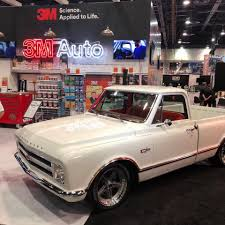 100 Chip Foose Truck We Just Unveiled The C28 In The 3M Auto The Official