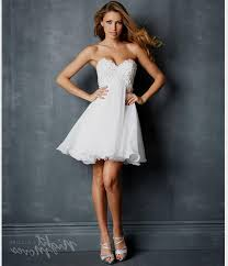 short white strapless prom dresses naf dresses