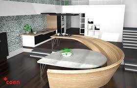 cuisine originale en bois cuisine design et originale