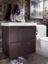 Mid Century Modern Bathroom Vanity Light by Modern Small Bath Makeover Hgtv