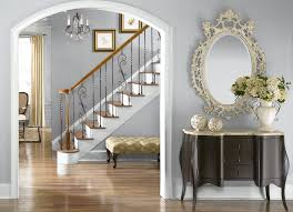 Most Popular Living Room Paint Colors Behr by Behr Paint Silver Shadow N510 1 For The Entryway Stairway