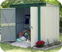 Arrow Woodridge Steel Storage Sheds by Arrow Storage Sheds Storage Decorations