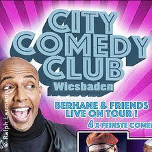 tickets für city comedy club wohnzimmer in wiesbaden am