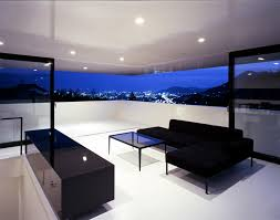 100 Suppose Design Otake House By Suppose Design Office Terrace In Black And