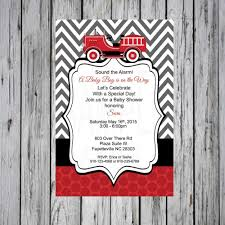 Baby Shower Invitation Chevron Black, Red Fire Truck By ... These Were For My Fire Truck Themed Baby Showerfire Hydrant Red Baby Shower Gift Basket Colorful Bows First Birthday Outfit Man Party Refighter Ideas S39 Youtube Firetruck Themed Cake Cakecentralcom Cakes Wwwtopsimagescom Nbrynn Decorations Fireman Wesleys Third Sarah Tucker Invitations Decor Confetti Die Cut Truckbridal