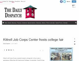 Kittrell Job Corps Center Hosts College Fair - Alumni.NET Nail Tech School Chicago Nc Truck Driver Traing Trucking Schools In One Of The Best To Receive Find Driving Jobs W Top Companies Hiring Do I Really Need A Ged Go Page 1 Commercial New Castle Of Trades Drivers Wanted Cargo Transporters Premier Cdl Cr England Benefits And Programs Drive Jb Hunt Class B Examination Asheville Charlotte Hickory Winston A2z Academy Is A In Wilson Nc