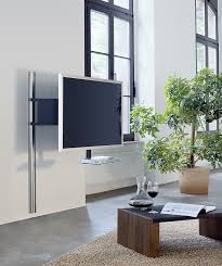 schwenkbare tv wandhalterung für flachbildschirme bis