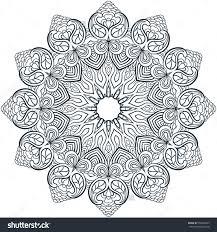 Mandala Coloring Book For Adults 9