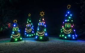 What Is The Best Christmas Tree Food by America U0027s Favorite Cities For Christmas Lights 2016 Travel Leisure