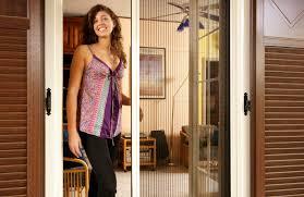 Pet Doors For Patio Screen Doors by Door Screen For Patio Door Favorable Roll Screen For Patio Door