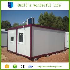 100 Shipping Container Home Sale HEYA IOS Certificate Low Cost Prefabricated Steel Structure