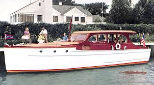 100 Lake Union Houseboat For Sale 1939 Chris Craft 36 Cruiser Classic Wooden Boats For