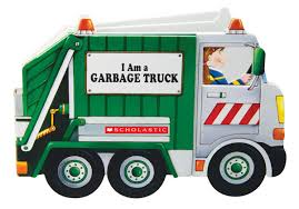100 Rubbish Truck I Am A Garbage Ace Landers 9780545079631 Amazoncom Books