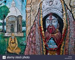 Famous Kerala Mural Artists by Kali Painting Stock Photos U0026 Kali Painting Stock Images Alamy