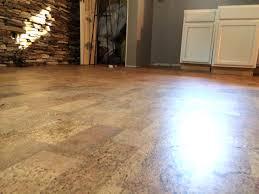 Lumber Liquidators Cork Flooring by Flooring Modern Kitchen Design With Cork Floors And White Kitchen