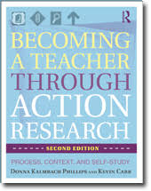 Routledge Exam Copy Request by Becoming A Teacher Through Action Research 2nd Edition Welcome