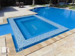 Glow In The Dark Mosaic Pool Tiles by Infinity Pool U0026 Spa Construction For Vanilla Ice Project Van
