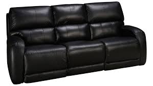 living room curved reclining sofa vera leather by southern