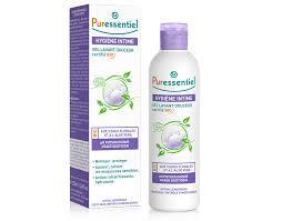 hygiène intime gel lavant douceur certifié bio puressentiel