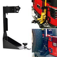 100 Truck Jacks Amazoncom OMOTOR OffRoad Tailgate High Lift Jack Mount Bracket