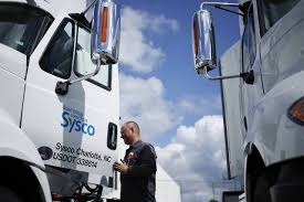 100 Sysco Trucking April Jobs Report Hints At Growth In Logistics Industry WSJ