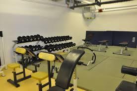 ouverture de la nouvelle salle des sports université 8