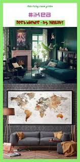 ikea living room green living green wohnzimmer grün