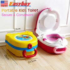 Potty Training Chairs For Toddlers by Portable Convenient Kids Toddler Travel Potty Toilet Training Seat