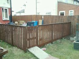 Picture Of Pallet Wood Fence