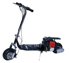 Amazon New 2015 All Terrain 49cc Gas Motor Scooter 35mph Seated Sports Scooters Outdoors