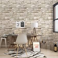 stein schälen und stick tapete faux ziegel vinyl selbst adhesive 3d tapete für schlafzimmer wohnzimmer wände hause dekoration aufkleber spargut