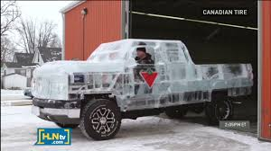 100 Ice Truck This Amazing Truck Is Sculpted From Ice CNN Video