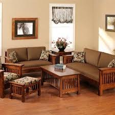 Wooden Furniture Design For Living Room