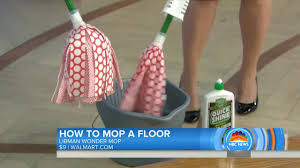Pledge Floor Care Multi Surface Finish Uk by Floor Finish On The Today Show January 17 2017 Youtube